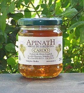 Distel Honig – cardo