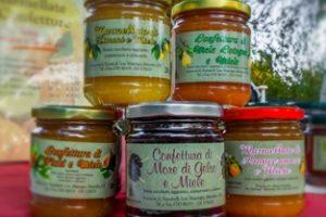 Konfitüren mit Honig- marmellata