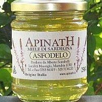 Affodil Honig – asfodelo